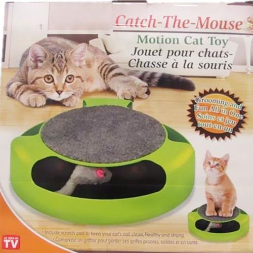 juego atrapa al raton para gatos catch the mouse