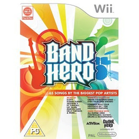 Juego Band Hero Original Para Nintendo Wii