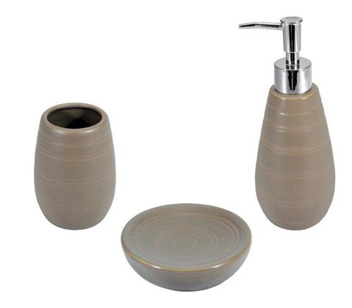 juego baño completo basico inodoro es pringles 40cm - cuotas
