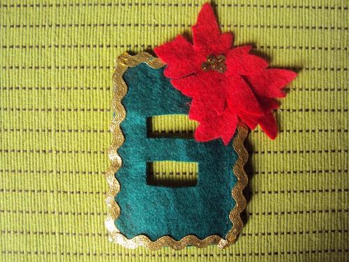 juego baño navideño 4 piezas + obsequio
