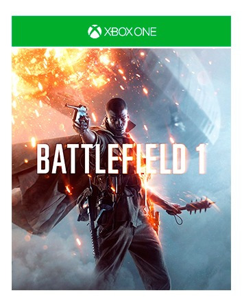 juego battlefield 1 xbox one - tecsys