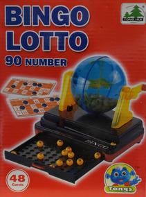 Juego Bingo Lotto Valente Kukibet Casa Envio Loteria 4RLj5A