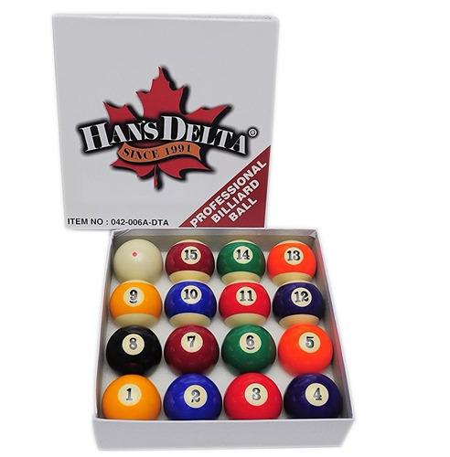 juego bolas de billar pool grado a calidad comercial uso rud