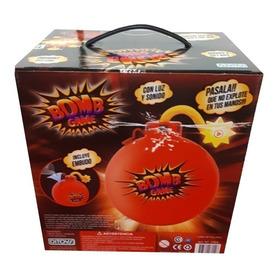 Juego Bomb Game Bomba Que Explota Luz Sonidos Orig. Ditoys