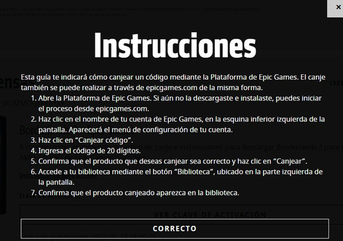 juego borderlands 3 - epic games, the outer worlds, +otro
