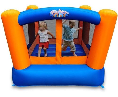 juego brincolin inflable blast niños fiestas eventos colores