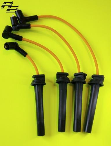 juego cables bujia fiat palio 2013 2014 2015 2016 2017 7mm