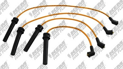 juego cables bujia nissan d21 frontier np300 2.4l 2005-2015