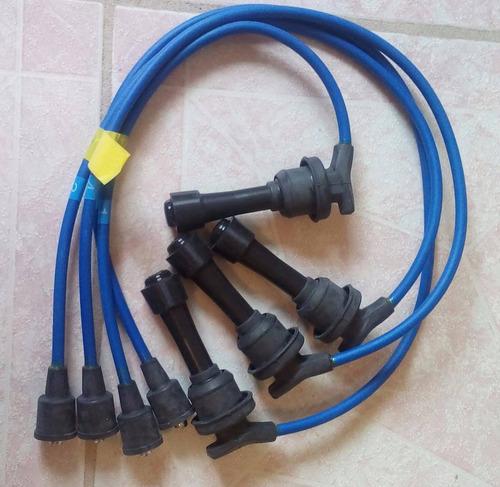 juego cables bujias ngk alto desempeño mitsubishi eclipse