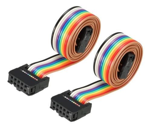 juego cables para pantalla lcd impresora 3d 10 pines