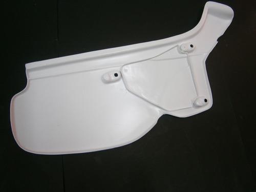 juego cachas lateral honda xr 600 plastico rigido en xero!