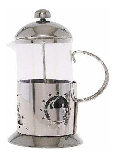 juego cafetera prensa francesa de 800 ml con 4 tazas namaro