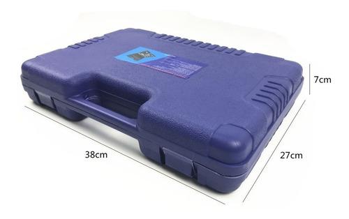 juego caja set dados cromo vanadium profesionales 108 piezas