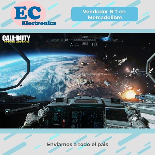 juego call of duty infinite warfare ps4 cod fisico sellado garantia