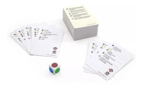 juego carrera de mente cartas ruibal (+ 10 años)