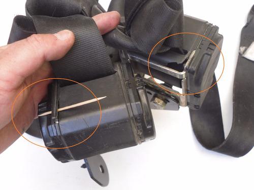 juego carretes retractil del-tras fijo vocho usados original