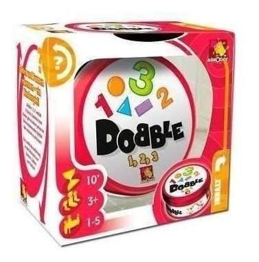 juego cartas dobble numero memoria interactivo ml1878 blanco