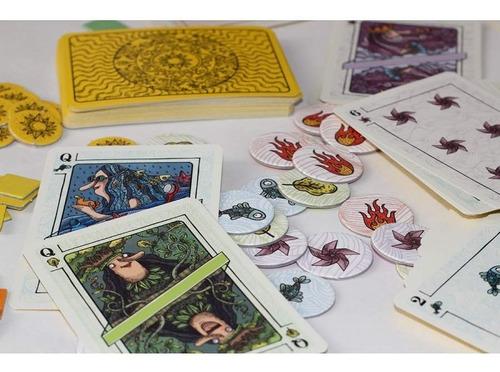 juego cartas juego mesa