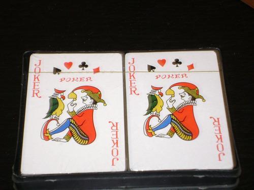 juego cartas poker