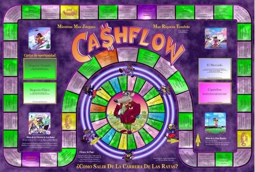 juego cash flow 101 en pdf + 20 libros de gratis.
