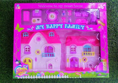 juego casita my happy family