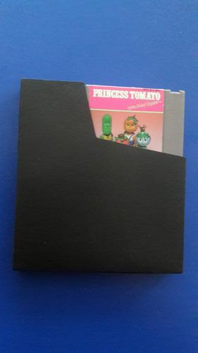 juego cassette original nintendo nes princess tomato - raro