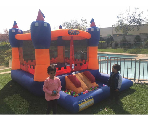 juego castillo inflable