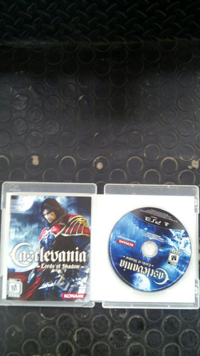juego castlevania lords of shadow ps3