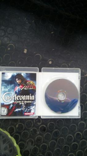 juego castlevania ps3