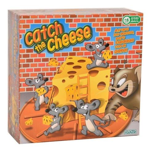 juego catch y cheese ditoys envio full (4098)