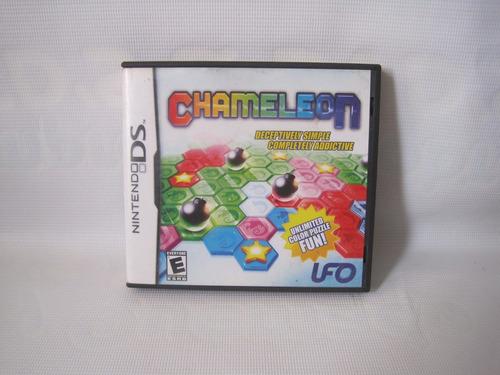 juego chameleon ingles pa consola nintendo ds usado