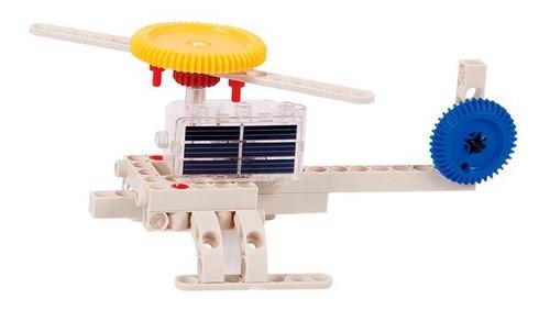 juego ciencia experimento heroe solar gigo 7361 energía full