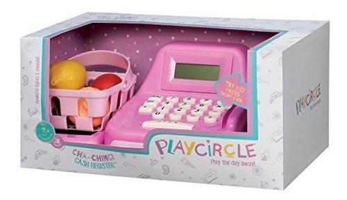 juego circle by battat juego de caja registradora chaching