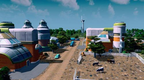 juego cities skylines pc steam original - simulador ciudad