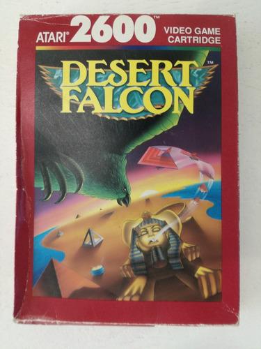 juego clásico desert falcon para atari 2600 j22