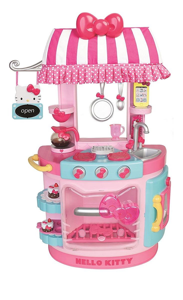Juego Cocina Para Ninas Hello Kitty Play Date Meloni Tutito