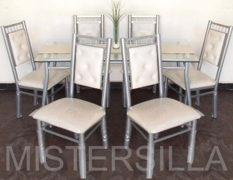 Cuanto cuesta tapizar sillas de comedor casa dise o - Cuanto cuesta cristal para mesa ...