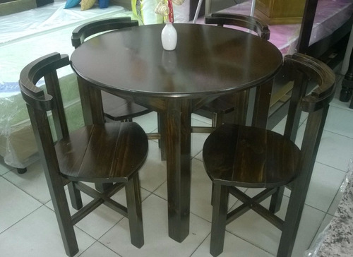 juego comedor sillas