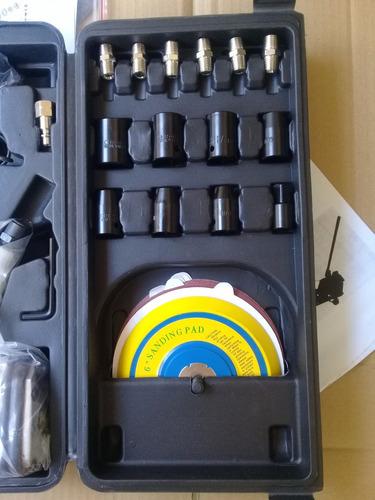juego completo de herramienta neumaticas martillo pulidora..