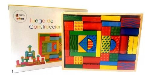 juego construccion bloques juego