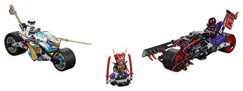 juego construcción lego ninjago jag
