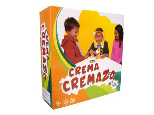 juego crema cremazo original (1315)