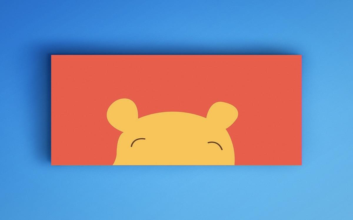 Juego Cuadros Decorativos Infantil Winnie Pooh Piglet Tiger ...