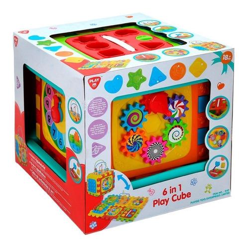 juego cubo didactico bebe