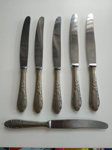 juego cuchillos acero inoxidable sheffield precio x unidad