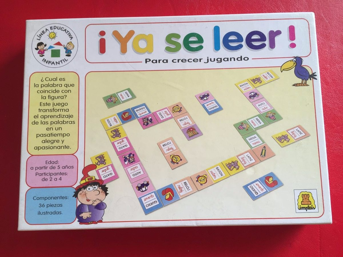 Juego D Mesa Infantil Ninos Aprender Educativo Memoria Ofer 99