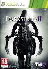 juego darksiders 2  en español xbox 360
