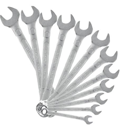 juego de 12 llaves combinadas gedore milimetricas 6 a 22mm