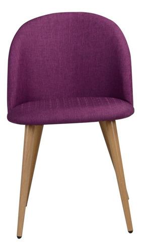 juego de 2 sillas siete siete ynez piqué minimalista
