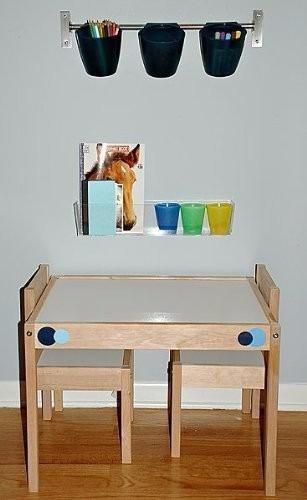 juego de 2 sillas y mesita mesa sillita infantil niños ikea